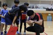 キヤノンイーグルス選手によるサイン会